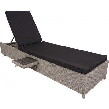Leposohva Sunfun Cannes Harmaa Bauhaus Outdoor Furniture Outdoor Decor Bauhaus