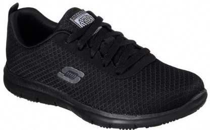 target black work shoes