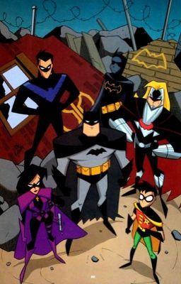 Welcome to the Waynes!! Batfam x reader | Comic books/etc