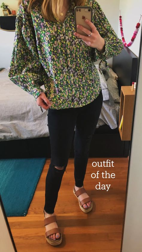 Spring Outfit of the Day