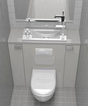 Le Blog Du Wc Lave Mains Wici Concept Amenagement Toilettes Idee Toilettes Idee Salle De Bain