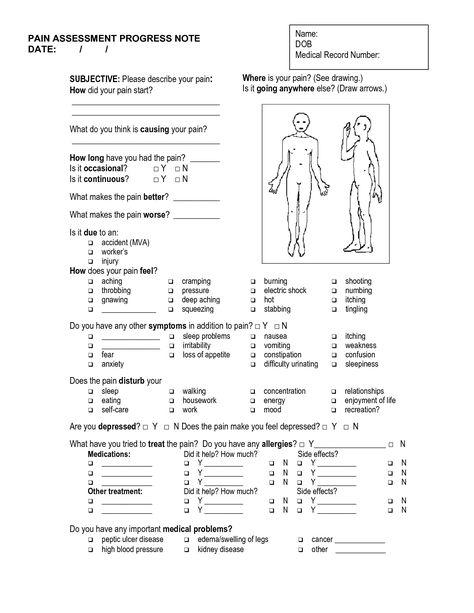 ChiropracticSoapNoteTemplate  Chiropractic    Soap