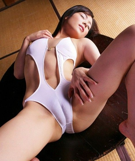 Asian camel toe girls