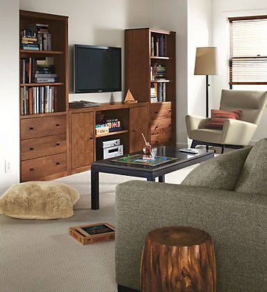 Room Board Woodwind Modern 72h Bookcases With Drawers Modern Bookcases Shelving Modern Office Furniture Modern Furniture Living Room Modern Storage Furniture Bookcase With Drawers