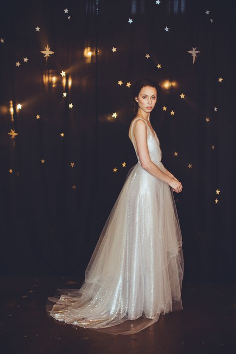 10 Ethereal Wedding Gowns   Ethereal wedding, Ethereal and Gowns