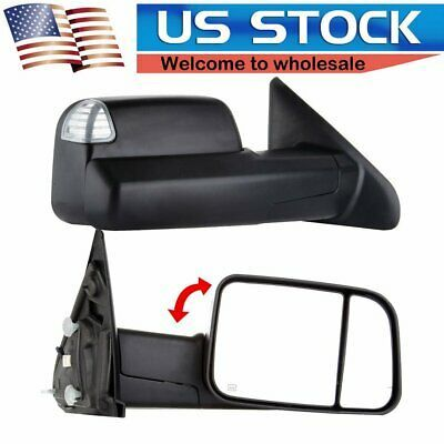 Sponsored Ebay Eccpp For 02 08 Dodge Ram 1500 2500 3500 Power Heated Signal Mirrors In 2020 Dodge Ram 1500 Towing Mirrors Dodge