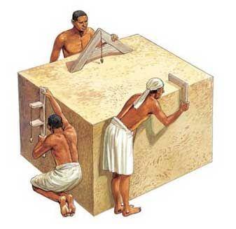 Transport Et Taille De La Pierre Egypte Histoire Ancienne Egypte Ancienne