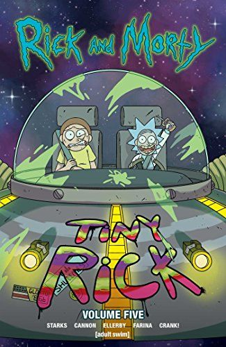 Ebooks Download Rick And Morty 5 Download E B O O K Rick And Morty Comic Rick And Morty Image Rick And Morty Poster