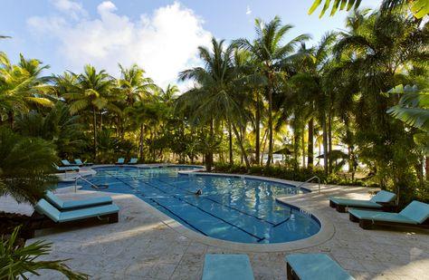 Pool At Curtain Bluff Beautiful Pools Stunning Hotels Pool