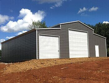 Color Your Metal Building 3d View Color Planner Carport Central Prefab Barns Metal Barn Metal Building Prices