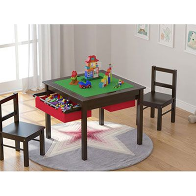 Top 10 Best Kids Table And Chairs Sets In 2020 Reviews Kids