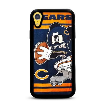 Chicago Bears Disney Mickey Mouse Nfl Iphone Xr Case