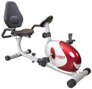 This Smaller Than Usual Exercise Bicycle Is Incorporated Into The