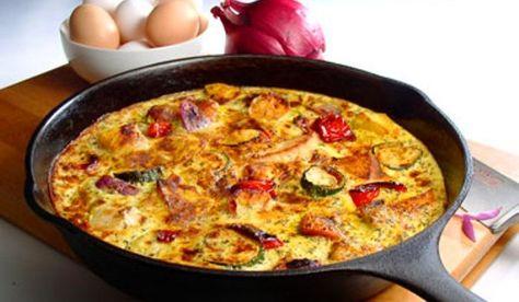 Frittata, la 'tortilla' italiana