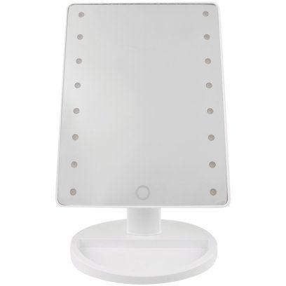 Makeup Mirror Walmart Com In 2020 Lighted Vanity Mirror Vanity Mirror Makeup Mirror