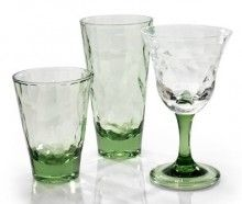 Attractive 36PC Eastman Tritan Celadon Cascade Outdoor Glassware Set  Outdoor Acrylic  U0026 Polycarbonate Glassware   Merritt. Patio DiningEntertainingPatios