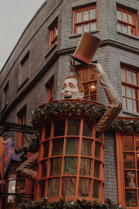 6 Musts When Visiting the Wizarding World of Harry Potter - Diagon Alley Harry Potter World, Harry Potter Diagon Alley, Arte Do Harry Potter, Theme Harry Potter, Harry Potter Pictures, Harry Potter Cast, Harry Potter Universal, Harry Potter Room, Viaje A Disney World