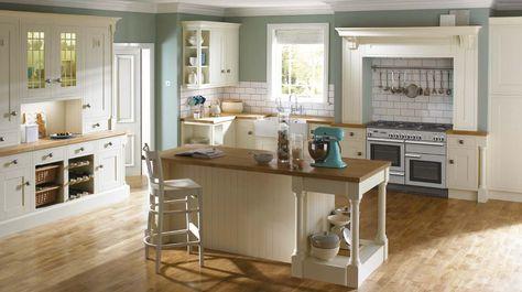 8 best Painted Kitchen Designs images on Pinterest Kitchen - küchen selber zusammenstellen