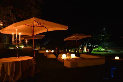 Matrimonio illuminazione architetturale tavoli luminosi