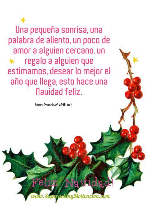Frases Para Navidad Feliz Navidad Pinterest
