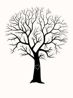 Fingerabdruck Baum Vorlage Andere Motive Kostenlos Zum Ausdrucken Baum Vorlage Fingerabdruck Baum Und Holz Gravieren Vorlagen