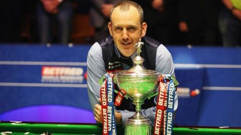 Where's Williams? No champ on game cover | Snooker championship ...
