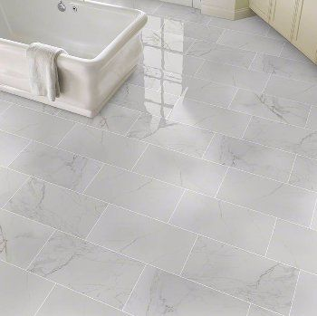 12x24 Tile Polished Tile Marble Look Bathroomfloor Porcelain Flooring Marble Tile Bathroom Porcelain Tile Bathroom