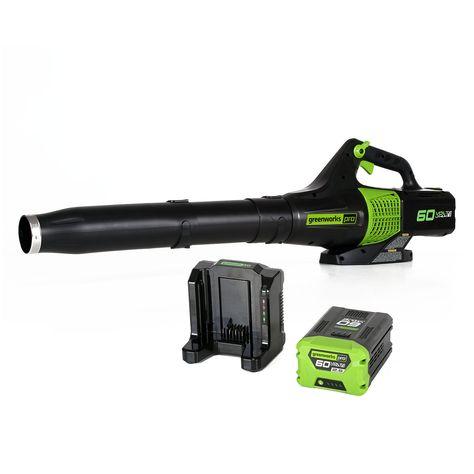 40v Cordless Leaf Blower Electric Leaf Blowers Blowers Greenworks