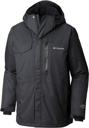 faa01af0b Columbia Cushman Crest Insulated Jacket - Men's | REI Co-op in 2019 ...