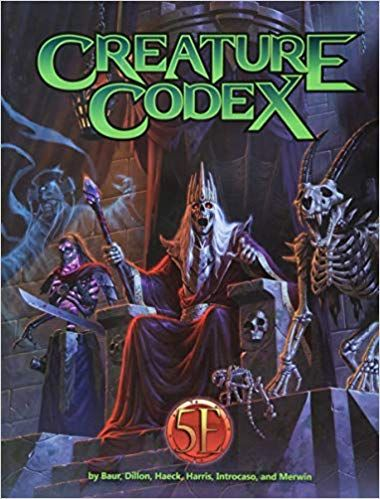 DOWNLOAD PDF] Creature Codex Free Epub/MOBI/EBooks | Free