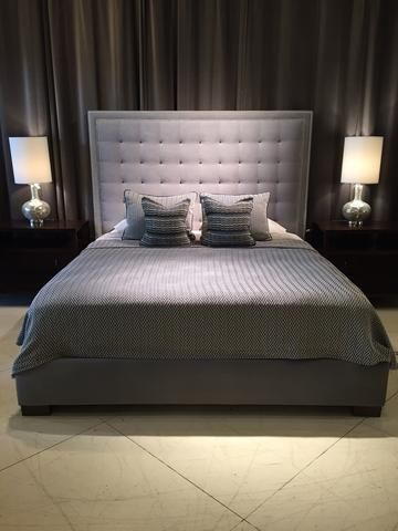 Design Your Own Fabric Bed In 2020 Bed Bed Furniture Furniture