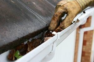 Learn How Much It Costs To Clean Gutters Downspouts Cleaning Gutters Gutters Upkeep