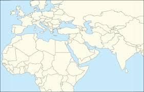 Image result for middle east and north africa map | middle ...