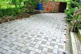 Cement Edging Scallop Google Search Diy Patio Pavers Patio Stones Paver Patio
