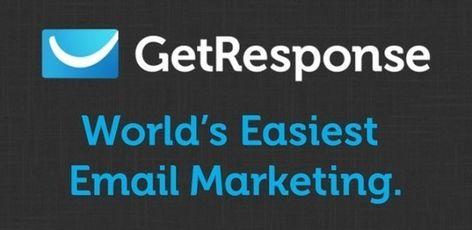 Marketing par e-mail de GetResponse