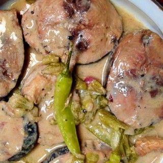 Original Gintaang Tambakol Oragon Bicol Style Recipe Panlasang Pinoy Recipes Recipe Pilipino Food Recipe Recipes Pinoy Fish Recipe