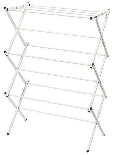 Storage Maniac Xl Foldable Clothes Drying Rack 41 Inch H Https