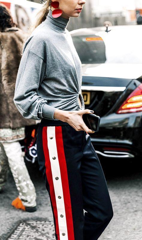 Track pants trend 🙏🏼