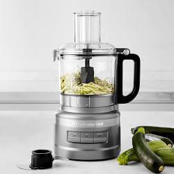 Kitchenaid 7 Cup Food Processor Food Processor Recipes Food