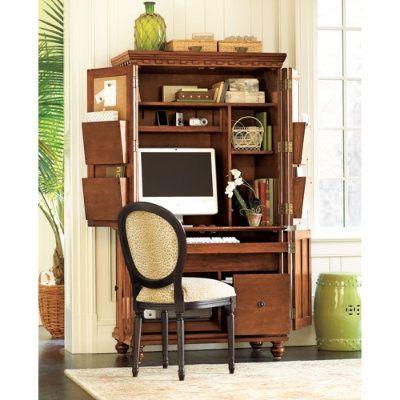 ballard designs solid wood verona computer armoire desk picture on visualizeus