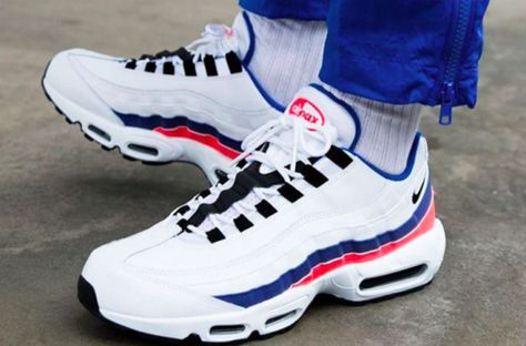 san francisco 5fbae 44c77 Look Out For The Nike Air Max 95 Ultramarine