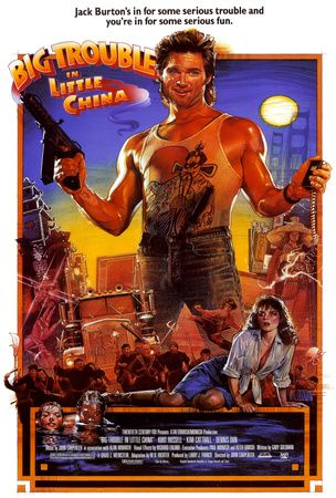 Jack Burton (Kurt Russell) is a simple man who doesn't believe in ghosts or magic until he's swept into a mind-boggling adventure deep within Chinatown's myste