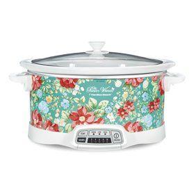 Instant Pot Vintage Floral 6 Qt 6-in-1 Multi-Use Pressure Cooker Programmable
