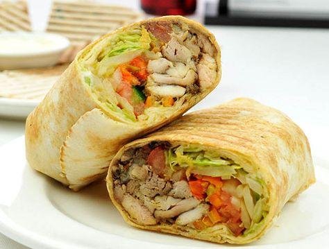 طريقة عمل شاورما الدجاج سكر نبات Chicken Shawarma Recipe Shawarma Recipe Chicken Shawarma