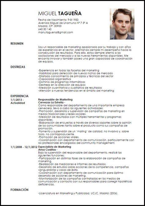 modelos curriculum vitae - Yenimescale