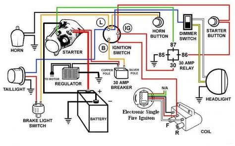 7 Tvs ideas | electrical diagram, motorcycle wiring, electrical wiring  diagram | Tvs Motorcycle Wiring Diagram |  | Pinterest