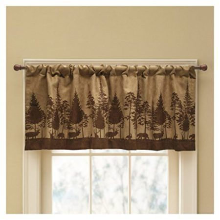 Farmhouse Valances Farmhouse Goals Rustic Valances Rustic Window Treatments Farmhouse Valances