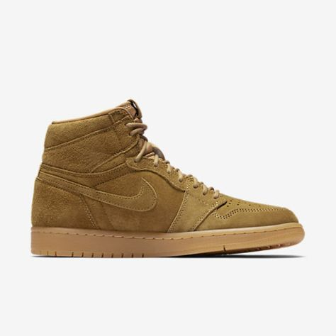 Air Jordan 1 Hi Og Golden Harvest Jordan 1 Air Jordan Zapatillas