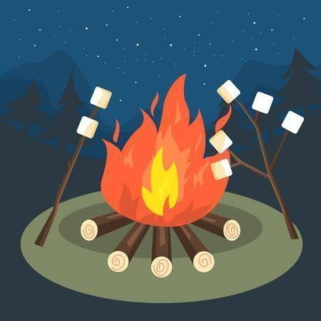 30++ Bonfire clipart information