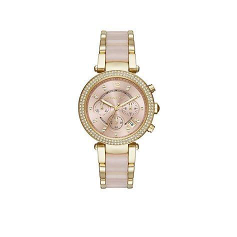 Michael Kors Damen Uhr Rose Heute 38 186 00 Michael Kors Armbanduhr Gold Armband Und Michael Kors Uhr